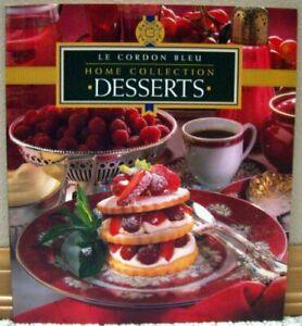 Desserts  Le Cordon Bleu Home Collection