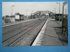PHOTO  BEKESBOURNE RAILWAY STATION COMPLEX 26/7/87  LONDON CHATHAM AND DOVER RAI