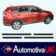 Honda Crv Cr-v Mk4 roce Tiras | Puerta Protectores | Protección lateral Molduras