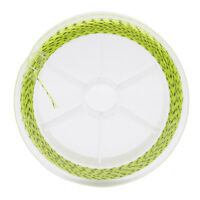Fly Fishing Line Abrasion-resistant Braid Backing Line 50m Fly Fish Tackle S