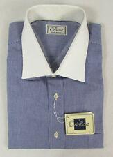 Karierte klassische Herrenhemden mit normaler Walbusch