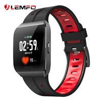 Lemfo X1 Reloj Inteligente IP68 Impermeable Rojo Frecuencia Cardíaca For Xiaomi