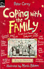 Corey, Peter, Coping with the Family, Paperback, Very Good Book