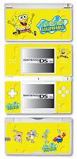SpongeBob SquarePants Vinyl Skin Sticker for Nintendo DS Lite