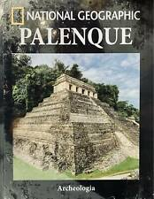 Libro Collana National Geographic Archeologia n 34 Palenque