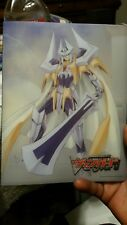 Cardfight Vanguard card binder King of Knights, Alfred