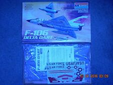 Sealed 1/48 Scale Monogram F-106 Delta Dart