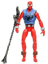 "Marvel Universe Series 3 SCARLET SPIDER Ben Reilly 4"" Action Figure Hasbro"