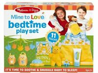Melissa & Doug Bedtime Play Set - GREAT FOR AGES 3 TO 7