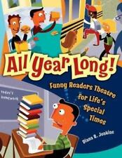 All Year Long!: Funny Readers Theatre for Life's Special Times, Jenkins, Diana R