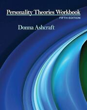 Personality Theories Workbook (PSY 235 Theories of Personality), Ashcraft, Donna
