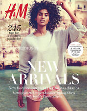 H&M Catalog Summer 2017 IMAAN HAMMAM Luna Bijl  BIRGIT KOS Ine Neefs + KIDS!