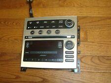 2006 INFINITI G35X Sedan OEM BOSE Face Plate Planel Radio AC Heater Control