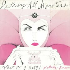 DESTROY ALL MONSTERS  WHAT DO I GET?/NOBODY KNOWS  7-INCH  - RSD 2019 IMPORT