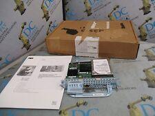 CISCO NM-1T3/E3 ONE PORT T3/E3 NETWORK MODULE NIB