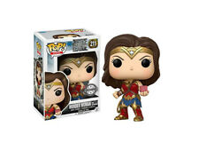 Funko Pop DC Justice League Movie Wonder Woman Motherbox Vinyl Figure