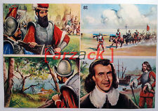 Album LONTANO WEST 2 DARDO 1963 - 4 figurine 81 82 83 84