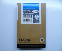 Original Epson T6172 cyan B-500DN B-510DN -------------- OVP 05/2013