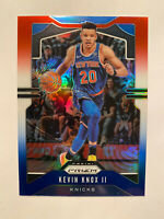2019-20 Panini Prizm Kevin Knox Red White Blue Prizm SP #175 - * MINT! RARE!! *