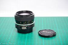 Nikon 28mm f/2.8 Nikkor AI Lens (D200 D300 D600 D700 D800 D7000)