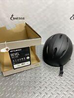 GIRO Bevel Snow Sports Helmet Adult Large Matte Black 14 SMU 7032001 P-20