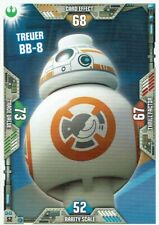 Lego Star Wars Series 2 Trading Cards Card No. 52 Loyal BB-8
