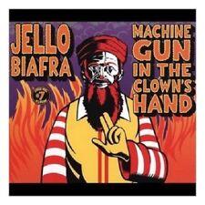 Jello Biafra Machine Gun In The Clown's Hand 3-CD NEW SEALED Spoken Word