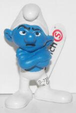 20733 Angry Smurf - Vintage Figurine - Schleich Grumpy Smurf