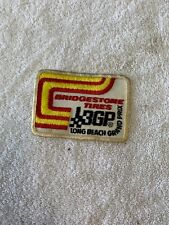 Bridgestone Tires Long Beach Grand Prix 3GP Patch