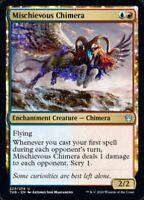 MTG x4 Mischievous Chimera Theros Beyond Death Uncommon NM/M