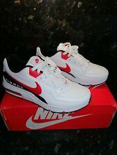 Nike Air Max LTD 3 Running Trainers White/Red/Black Size  UK 6