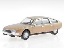 Citroen CX 1974 Sand beige metallic diecast model car 310910 Norev 1:64