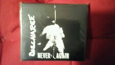 DISCHARGE - NEVER AGAIN. CD DIGIPACK EDITION