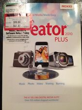 NEW- ROXIO CREATOR 2010 PLUS BRAND NEW SEALED- Digital Media Made Easy-