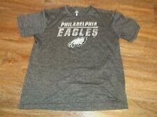 Majestic Cool Base PHILADELPHIA EAGLES T Shirt Sz Large L 100% Polyester