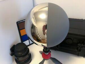 VFX Grey & Chrome Ball Twister (15 cm)