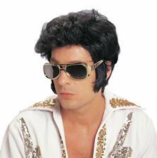 Costume Culture Rock n Roll Elvis Deluxe Wig Halloween Costume Accessory 24528