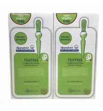 MEDIHEAL Teatree Care Solution Essential Mask Sheet (10ct) X 2 Boxes -  NEW