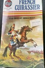 Airfix French Cuirassier #02555 54mm model kit New Sealed