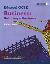 Edexcel GCSE Business: Building a Business - Unit 3 By Mr Alain Anderton, Andre