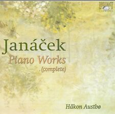 Janacek: Piano Works (Cd May-2005) [Disc 1 Only]~