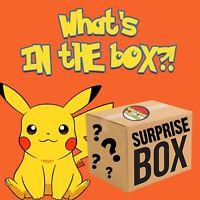 Pokemon Surprise Box, Pokemon Packs, Pokemon Lot, Booster Box, PSA, Booster Box