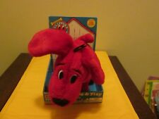 Clifford The Big Red Dog Pose & Play New