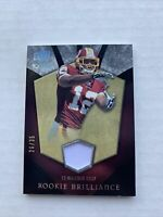 2008 Upper Deck Icons Brilliance Rainbow /35 Malcolm Kelly #RB25 Rookie Patch