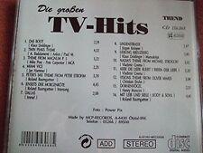 Die grossen TV-Hits Das Boot, Twin Peaks, Magnum, Oliver Maas.. [CD]