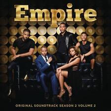 EMPIRE SEASON 2 VOLUME 2 ORIGINAL SOUNDTRACK CD NEW