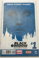 Black Widow COMIC BOOKS #001-008 MARVEL - Edmondson Noto 2014