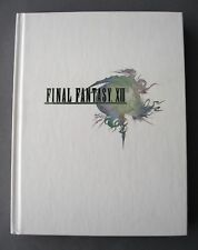 Final Fantasy XIII: The Complete Official Guide Collector's Hardback, 2010 PS3