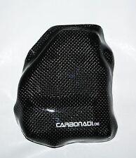 Yamaha r6 99-02 carbone zündgeber Couvercle Moteur Couvercle Moteur Cover carbone Carbono