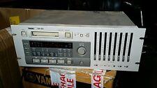 TASCAM Rack-Mountable Pro Audio Recorders